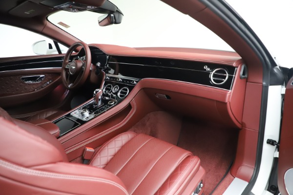 New 2020 Bentley Continental GT V8 for sale $261,360 at Rolls-Royce Motor Cars Greenwich in Greenwich CT 06830 28