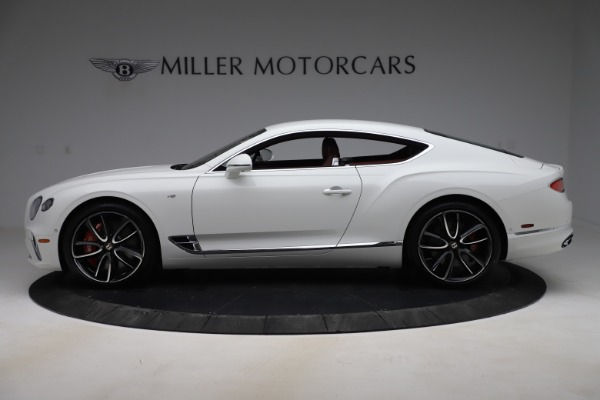 New 2020 Bentley Continental GT V8 for sale $261,360 at Rolls-Royce Motor Cars Greenwich in Greenwich CT 06830 4