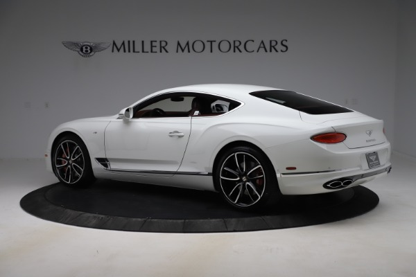 New 2020 Bentley Continental GT V8 for sale $261,360 at Rolls-Royce Motor Cars Greenwich in Greenwich CT 06830 5
