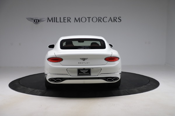 New 2020 Bentley Continental GT V8 for sale $261,360 at Rolls-Royce Motor Cars Greenwich in Greenwich CT 06830 7
