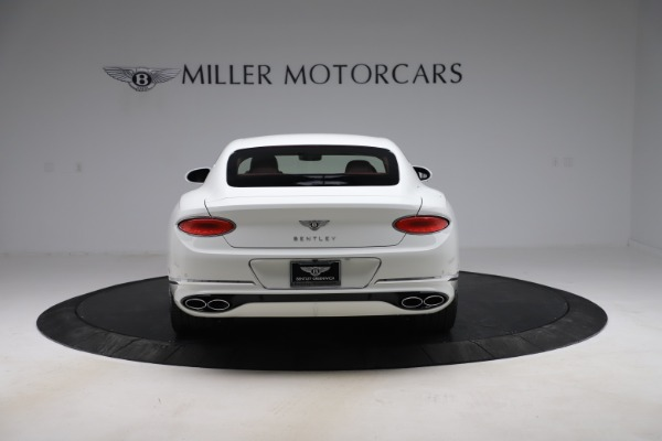 New 2020 Bentley Continental GT V8 for sale $261,360 at Rolls-Royce Motor Cars Greenwich in Greenwich CT 06830 8
