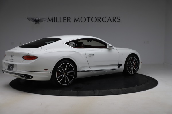 New 2020 Bentley Continental GT V8 for sale $261,360 at Rolls-Royce Motor Cars Greenwich in Greenwich CT 06830 9