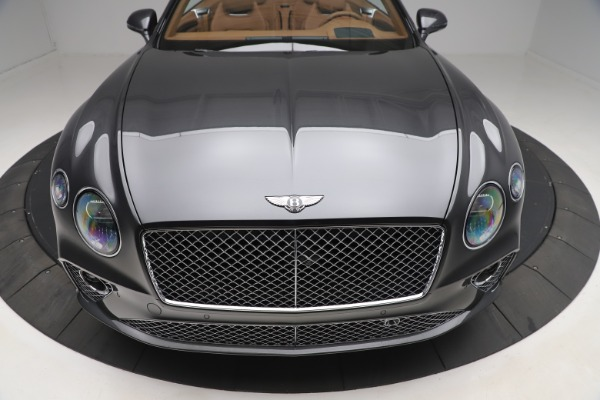 New 2020 Bentley Continental GTC V8 for sale $266,665 at Rolls-Royce Motor Cars Greenwich in Greenwich CT 06830 12