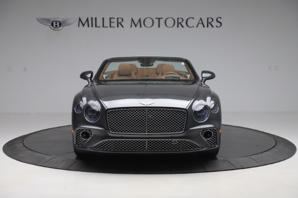 New 2020 Bentley Continental GTC V8 for sale $266,665 at Rolls-Royce Motor Cars Greenwich in Greenwich CT 06830 13