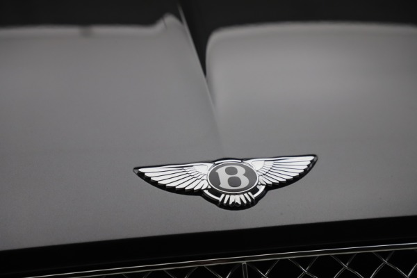 New 2020 Bentley Continental GTC V8 for sale $266,665 at Rolls-Royce Motor Cars Greenwich in Greenwich CT 06830 14