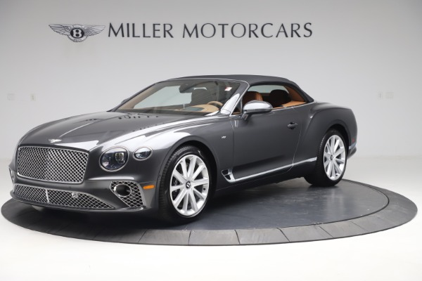 New 2020 Bentley Continental GTC V8 for sale $266,665 at Rolls-Royce Motor Cars Greenwich in Greenwich CT 06830 16