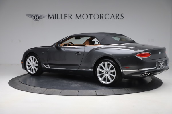 New 2020 Bentley Continental GTC V8 for sale $266,665 at Rolls-Royce Motor Cars Greenwich in Greenwich CT 06830 18