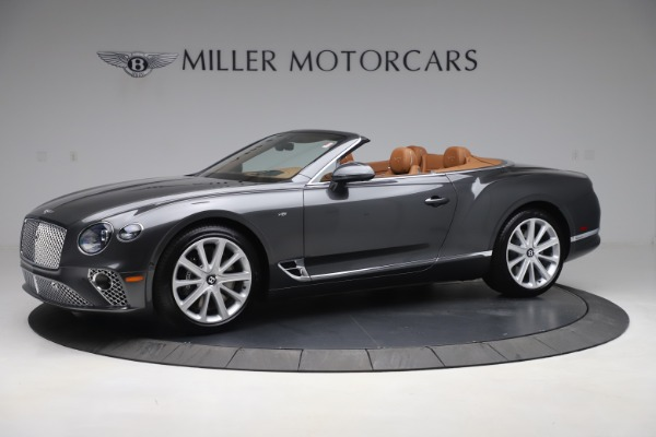 New 2020 Bentley Continental GTC V8 for sale $266,665 at Rolls-Royce Motor Cars Greenwich in Greenwich CT 06830 2