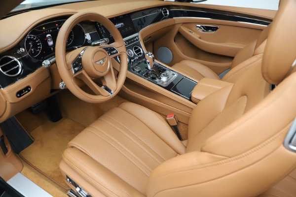 New 2020 Bentley Continental GTC V8 for sale $266,665 at Rolls-Royce Motor Cars Greenwich in Greenwich CT 06830 25