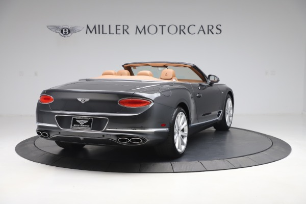 New 2020 Bentley Continental GTC V8 for sale $266,665 at Rolls-Royce Motor Cars Greenwich in Greenwich CT 06830 7