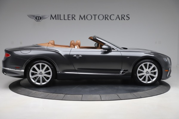 New 2020 Bentley Continental GTC V8 for sale $266,665 at Rolls-Royce Motor Cars Greenwich in Greenwich CT 06830 9
