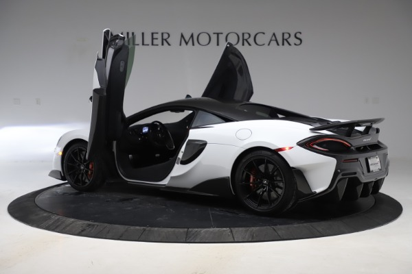 Used 2019 McLaren 600LT Coupe for sale $219,900 at Rolls-Royce Motor Cars Greenwich in Greenwich CT 06830 11
