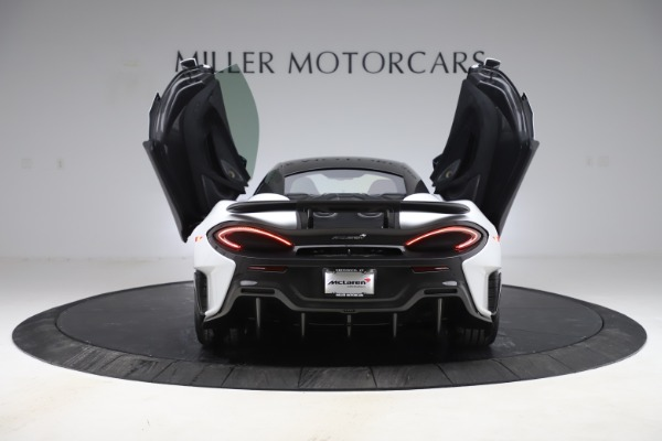 Used 2019 McLaren 600LT Coupe for sale $219,900 at Rolls-Royce Motor Cars Greenwich in Greenwich CT 06830 12