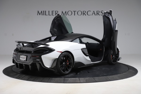 Used 2019 McLaren 600LT Coupe for sale $219,900 at Rolls-Royce Motor Cars Greenwich in Greenwich CT 06830 13
