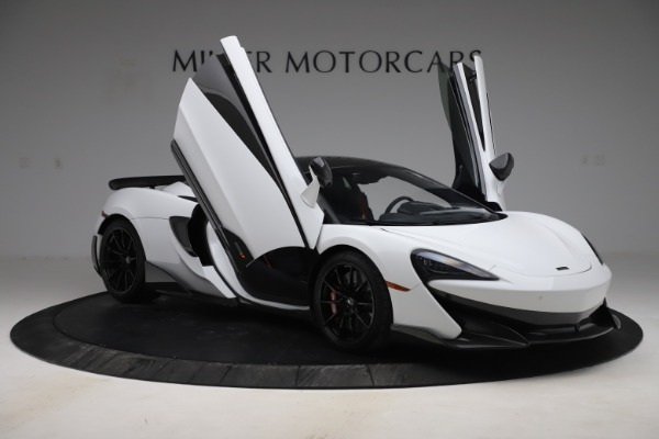 Used 2019 McLaren 600LT Coupe for sale $219,900 at Rolls-Royce Motor Cars Greenwich in Greenwich CT 06830 14
