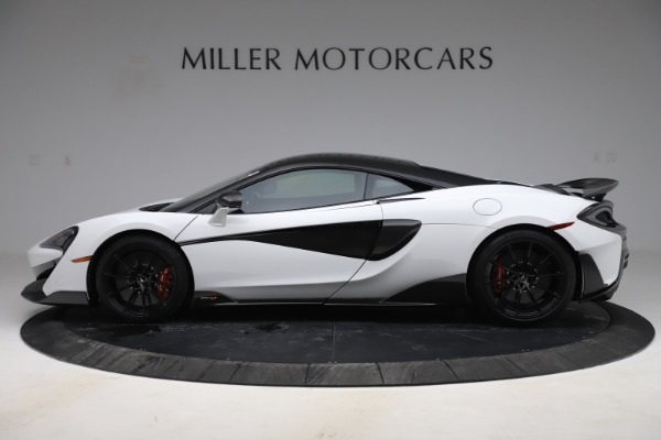 Used 2019 McLaren 600LT Coupe for sale $219,900 at Rolls-Royce Motor Cars Greenwich in Greenwich CT 06830 2