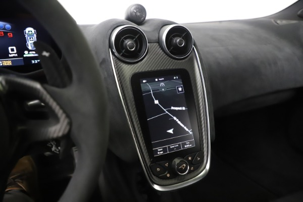Used 2019 McLaren 600LT Coupe for sale $219,900 at Rolls-Royce Motor Cars Greenwich in Greenwich CT 06830 22