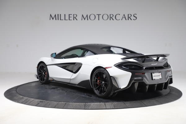 Used 2019 McLaren 600LT Coupe for sale $219,900 at Rolls-Royce Motor Cars Greenwich in Greenwich CT 06830 3