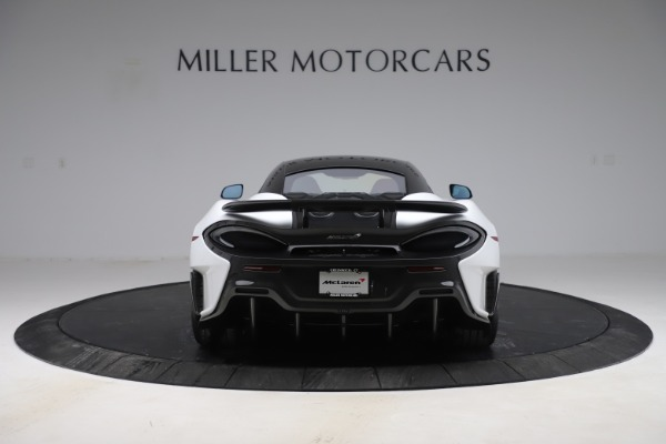 Used 2019 McLaren 600LT Coupe for sale $219,900 at Rolls-Royce Motor Cars Greenwich in Greenwich CT 06830 4