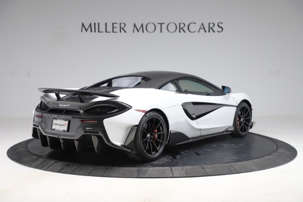 Used 2019 McLaren 600LT Coupe for sale $219,900 at Rolls-Royce Motor Cars Greenwich in Greenwich CT 06830 5