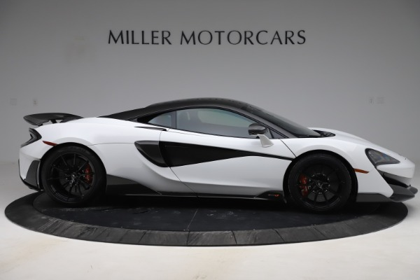 Used 2019 McLaren 600LT Coupe for sale $219,900 at Rolls-Royce Motor Cars Greenwich in Greenwich CT 06830 6