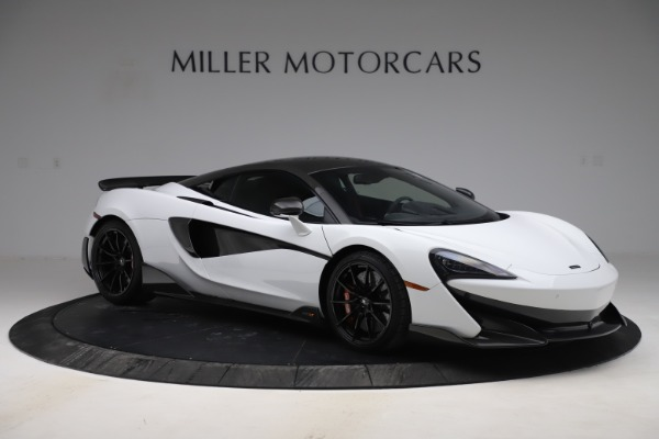 Used 2019 McLaren 600LT Coupe for sale $219,900 at Rolls-Royce Motor Cars Greenwich in Greenwich CT 06830 7