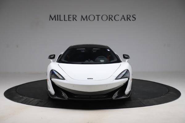 Used 2019 McLaren 600LT Coupe for sale $219,900 at Rolls-Royce Motor Cars Greenwich in Greenwich CT 06830 8