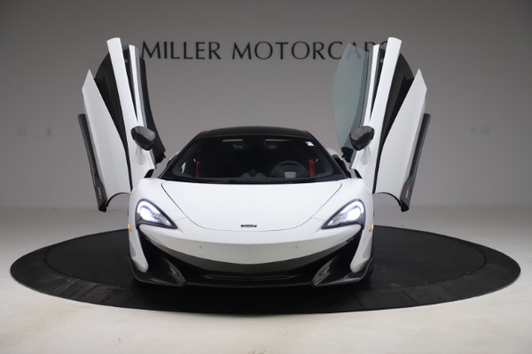 Used 2019 McLaren 600LT Coupe for sale $219,900 at Rolls-Royce Motor Cars Greenwich in Greenwich CT 06830 9