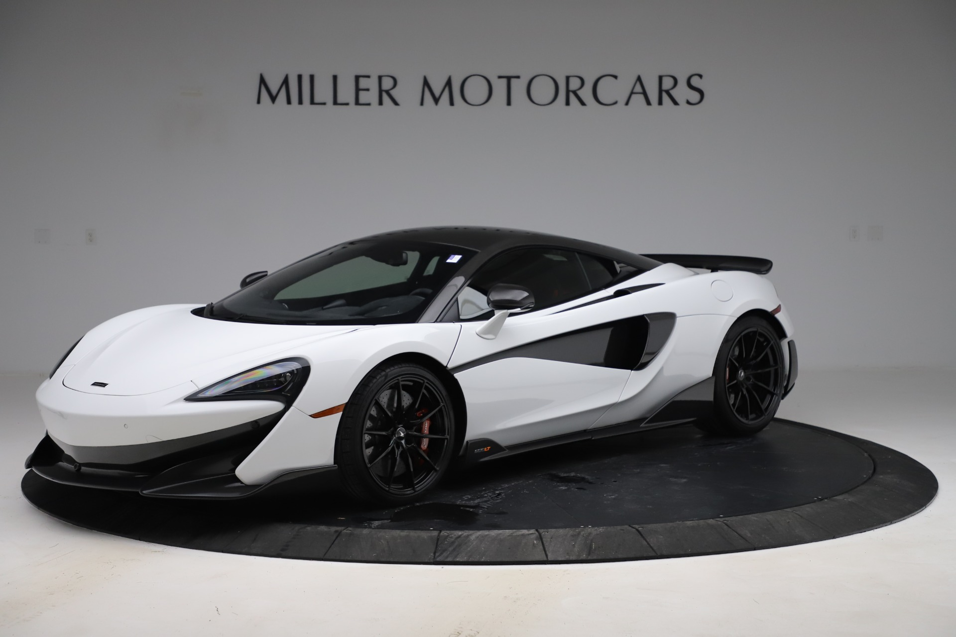 Used 2019 McLaren 600LT Coupe for sale $219,900 at Rolls-Royce Motor Cars Greenwich in Greenwich CT 06830 1