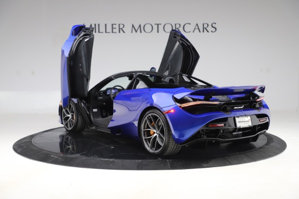 New 2020 McLaren 720S Spider for sale Call for price at Rolls-Royce Motor Cars Greenwich in Greenwich CT 06830 12