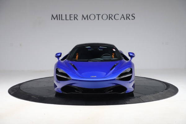 New 2020 McLaren 720S Spider Convertible for sale $364,090 at Rolls-Royce Motor Cars Greenwich in Greenwich CT 06830 17