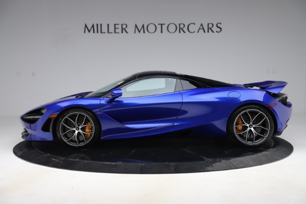 New 2020 McLaren 720S Spider for sale Call for price at Rolls-Royce Motor Cars Greenwich in Greenwich CT 06830 19