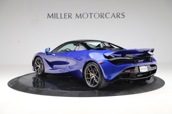 New 2020 McLaren 720S Spider Convertible for sale $364,090 at Rolls-Royce Motor Cars Greenwich in Greenwich CT 06830 20