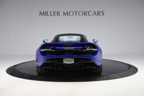 New 2020 McLaren 720S Spider Convertible for sale $364,090 at Rolls-Royce Motor Cars Greenwich in Greenwich CT 06830 21