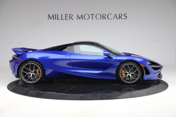 New 2020 McLaren 720S Spider for sale Call for price at Rolls-Royce Motor Cars Greenwich in Greenwich CT 06830 23