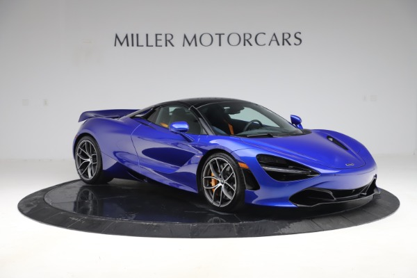New 2020 McLaren 720S Spider for sale Call for price at Rolls-Royce Motor Cars Greenwich in Greenwich CT 06830 24