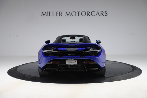 New 2020 McLaren 720S Spider for sale Call for price at Rolls-Royce Motor Cars Greenwich in Greenwich CT 06830 4