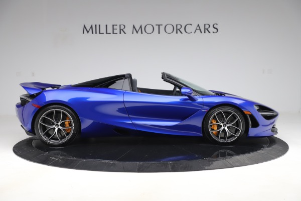 New 2020 McLaren 720S Spider for sale Call for price at Rolls-Royce Motor Cars Greenwich in Greenwich CT 06830 6