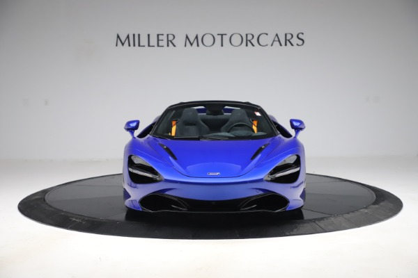 New 2020 McLaren 720S Spider Convertible for sale $364,090 at Rolls-Royce Motor Cars Greenwich in Greenwich CT 06830 8