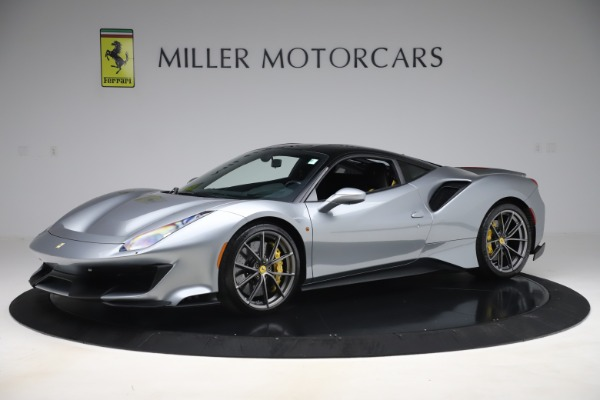 Used 2019 Ferrari 488 Pista for sale Sold at Rolls-Royce Motor Cars Greenwich in Greenwich CT 06830 2