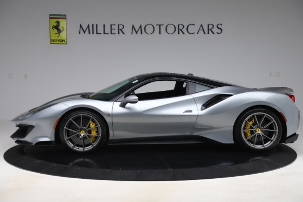 Used 2019 Ferrari 488 Pista for sale Sold at Rolls-Royce Motor Cars Greenwich in Greenwich CT 06830 3