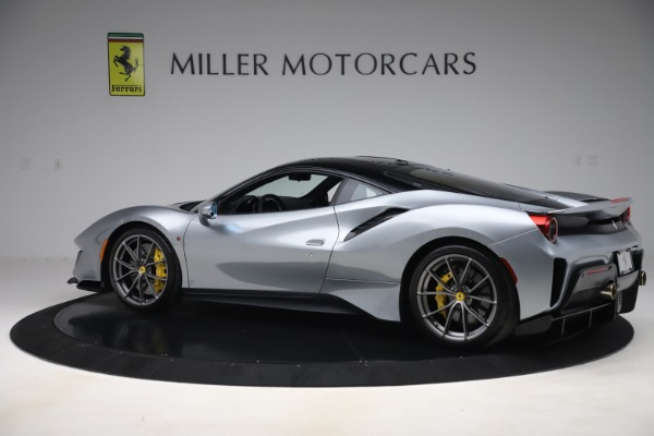 Used 2019 Ferrari 488 Pista for sale Sold at Rolls-Royce Motor Cars Greenwich in Greenwich CT 06830 4