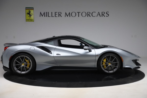 Used 2019 Ferrari 488 Pista for sale Sold at Rolls-Royce Motor Cars Greenwich in Greenwich CT 06830 9