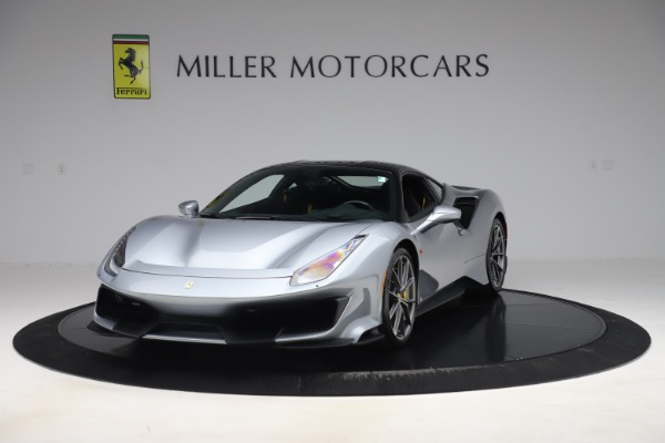 Used 2019 Ferrari 488 Pista for sale Sold at Rolls-Royce Motor Cars Greenwich in Greenwich CT 06830 1