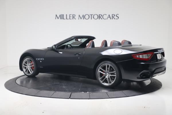 New 2019 Maserati GranTurismo Sport Convertible for sale $165,645 at Rolls-Royce Motor Cars Greenwich in Greenwich CT 06830 4