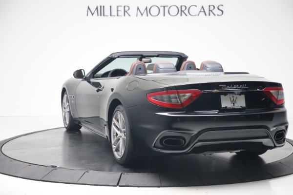 New 2019 Maserati GranTurismo Sport Convertible for sale $165,645 at Rolls-Royce Motor Cars Greenwich in Greenwich CT 06830 5