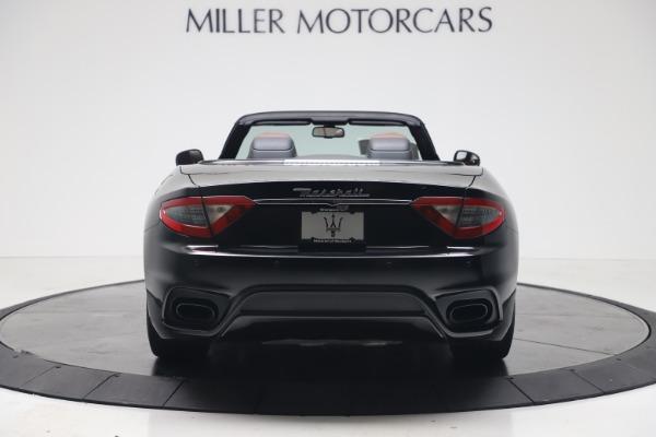 New 2019 Maserati GranTurismo Sport Convertible for sale $165,645 at Rolls-Royce Motor Cars Greenwich in Greenwich CT 06830 6
