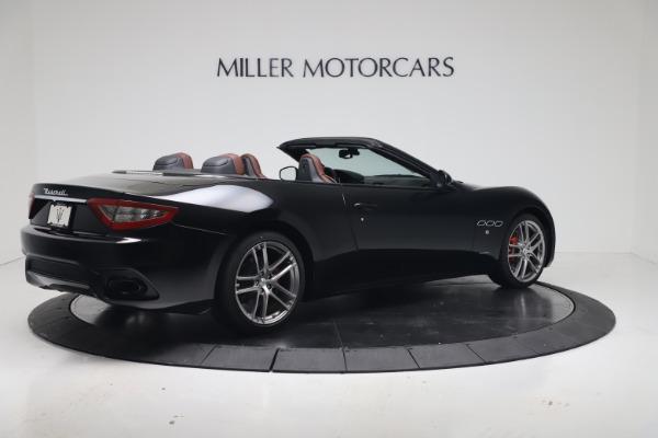 New 2019 Maserati GranTurismo Sport Convertible for sale $165,645 at Rolls-Royce Motor Cars Greenwich in Greenwich CT 06830 8