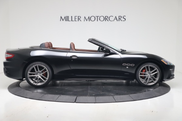 New 2019 Maserati GranTurismo Sport Convertible for sale $165,645 at Rolls-Royce Motor Cars Greenwich in Greenwich CT 06830 9