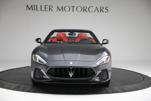 New 2019 Maserati GranTurismo Sport Convertible for sale $165,340 at Rolls-Royce Motor Cars Greenwich in Greenwich CT 06830 11